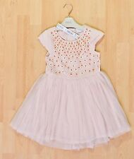 Next Girl Pink Dress Age 5 Brand new