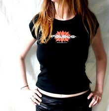 INCUBUS Official 2002 T-Shirt Womens S Original Tour(not badge patch cd dvd lp)