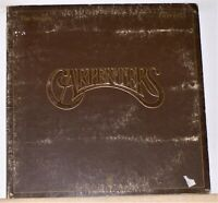Carpenters - The Singles 1969 1973 - Original 1973 LP Record - Vinyl Excellent