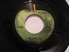 BILLY PRESTON Apple 1814 Everything's All Right SCRANTON PA PRESSING
