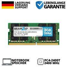 8GB DDR4 RAM PC4-2400T 2Rx8 2400 MHz 1.2V Notebook Laptop Arbeitsspeicher CL17