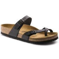 Birkenstock Mayari Sandals - Black - Made In Germany