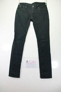 Levis 4473 Slim Fit (Cod. E1284) jeans USATO Tg.45 W31 L34 Vintage Vita Bassa