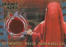 "Planet of the Apes (2001) - ""The Monk"" Memorablilia Costume Card"