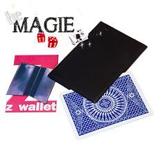 Portefeuille en Z - Z fold wallet - Tour de Magie