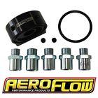 AEROFLOW SANDWICH PLATE UNIVERSAL LS1 308 304 XR6 TURBO SKI BOAT DRAG RACE CAR