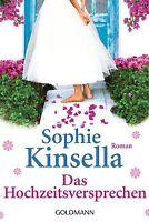 Das Hochzeitsversprechen von Sophie Kinsella