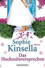 Kinsella, Sophie - Das Hochzeitsversprechen: Roman