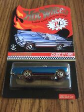 Hot Wheels RLC Exclusive 2012 Club Car blue Classic '57 T-Bird