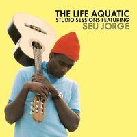 SEU JORGE - THE LIFE AQUATIC-EXCLUSIVE  CD  14 TRACKS SOUNDTRACK  NEUF
