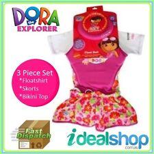 Dora The Explorer Float Suit, Age 3-4, Float Suit + Tank Top + Bikini Bottom
