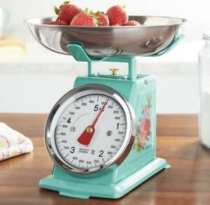 The Pioneer Woman Sweet Rose Mini Analog Scale *New In Box*