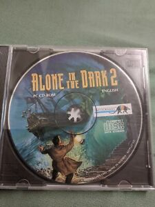 Alone In The Dark2 PC CD Rom. No booklets or packaging