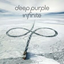 CD de musique rock édition deep purple