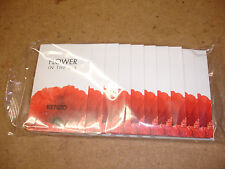 KENZO FLOWER IN THE AIR PERFUME VIALS SAMPLES EDP SPRAY X 10 WEDDING FAVOURS