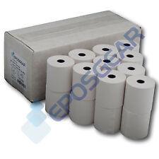 10 SHARP XEA102 XE-A102 SINGLE PLY PAPER TILL ROLLS