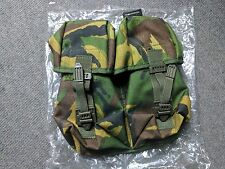 Genuine British Army DPM Woodland Ammo Magazine Pouches Paintballing/Airsoft UK