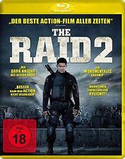 The Raid 2 - Ungeschnittene Fassung [Blu-ray](FSK 18 Sonderversand/NEU/OVP)