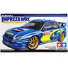 Tamiya 24281 Subaru Impreza WRC Monte Carlo 2005 1/24