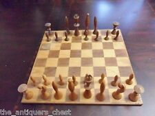 ANRI - Universum Chess Set by Arthur Elliott for Anri, Italy[a*art]