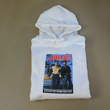 KITH x Boyz N The Hood Hoodie White Size Large In Hand Monday Movie Program