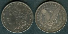 1896 US Liberty MORGAN Dollar United States of America  SILVER  26.7g  Coin