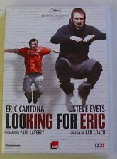 DVD LOOKING FOR ERIC - Eric CANTONA / Steve EVETS - Ken LOACH