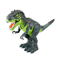 Kids Toy Walking T-Rex Dinosaur Toy Figure With Lights & Sounds Real Movement