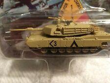 Johnny Lightning Abrams Brigade Desert Storm M1A1 Tank 1:64 Armor Patch WWII