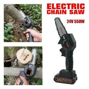 Rechargeable MINI Wood Cutting lithium chainsaw -Original Quality