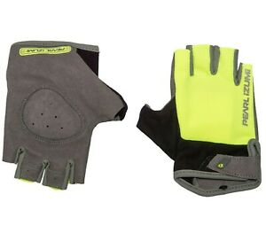Pearl Izumi Men's Attack Bike Cycling Gloves Screaming Yellow Size Large