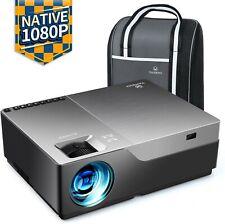 Vankyo Performance v600 Native 1080p LED Projektor 6000 Lumen HDMI...