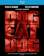 Dog Eat Dog (Blu-ray Disc, 2016) new and sealed with slip cover