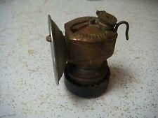 New listing Vintage miner's head lamp