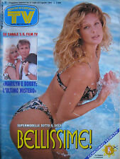 SORRIS 31 1994 Rachel Hunter James Francis Kelly Melody Anderson Stacey Williams