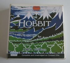 The Hobbit: J.R.R. Tolkien - Audiobook 10CDs - read by Rob Inglis
