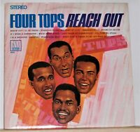 Four Tops - Reach Out - Original 1967 Motown Vinyl LP Record Album