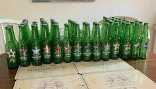 More details for set of 14 x rugby world cup 2019 heineken beer bottles - empty