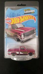 Hot wheels 2021 legends tour 83 chevy silverado