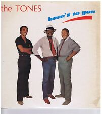 LP THE TONES HERE'S TO YOU (CRIMINAL RECORDS)