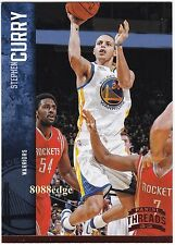 2012-13 PANINI THREADS BASE CARD: STEPHEN CURRY #41 WARRIORS LEAGUE SEASON MVP