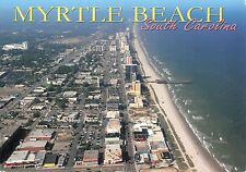USA Myrtle Beach South Carolina Air view General view Panorama
