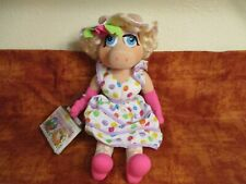Vtg 1993 J.henson's Muppets Miss Piggy Put Some Zing in Your Spring W/cassette