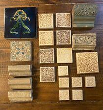 Batchelder Claycraft Cal Tile (+Deco Tile )Lot- 21 Tiles
