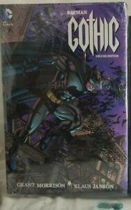 Batman Gothic Deluxe Edition Hardcover DC Comics UNKILLABLE MR WISPER Sealed NEW