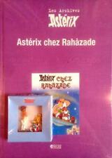 EO Astérix (Atlas - les archives) 9 Astérix chez Rahàzade + figurine (Uderzo) (N