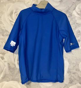 Boys Age 9–10 Years - Trespass UV Swimming Top / Rash Vest