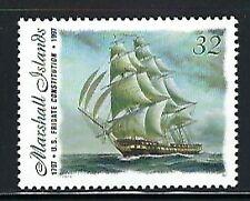 1997 Marshall Islands, U.S. Frigate Constitution MNH - SG860