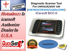 Icarsoft BCC-II for Chrysler/Jeep/ GM(Chevrolet/Buick/Cadillac/GMC) scanner Tool