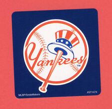 10 New York Yankees Logo - Large Stickers - Major League Baseball